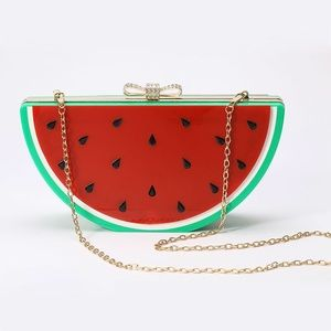 Handbags - Watermelon Clutch